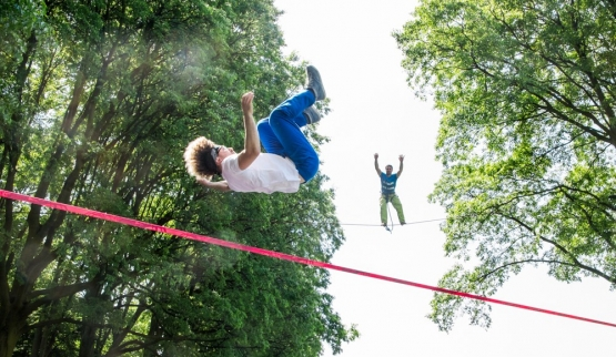 Report Slackline Meeting - Prima Tappa ITC 2018